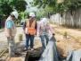 Hallazgo de piezas arqueológicas en Masaya