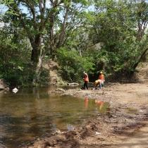 La fuente de agua será el rio Mico