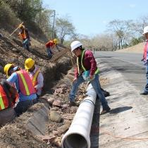 Obras en Acoyapa