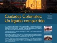 1990 CIUDADES COLONIALES