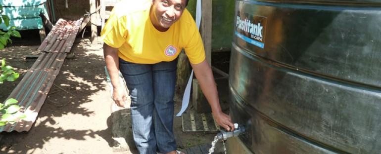 La Cooperación Española trabaja para garantizar el Derecho Humano al agua y el saneamiento a las poblaciones más vulnerables