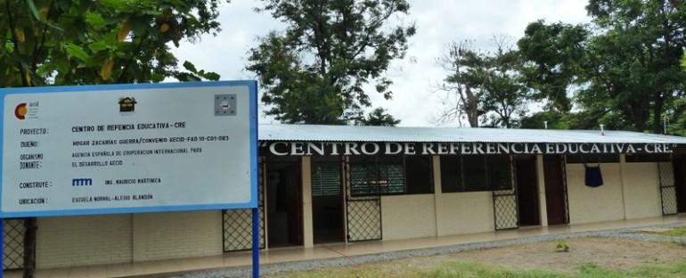 Inaugurado Centro de Referencia Educativo (CRE)