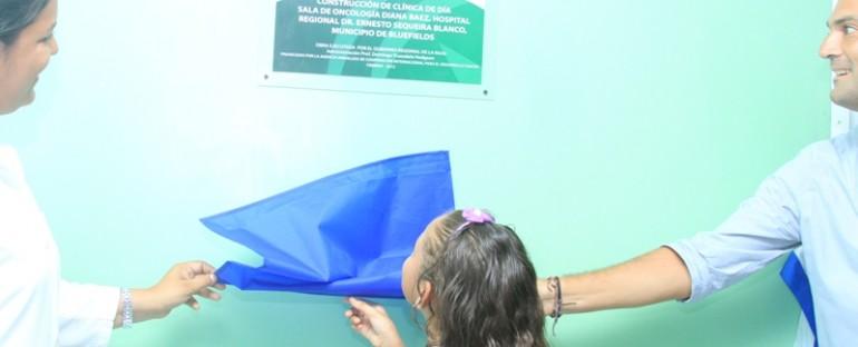 Hospital regional de Bluefields cuenta con Sala de Oncología