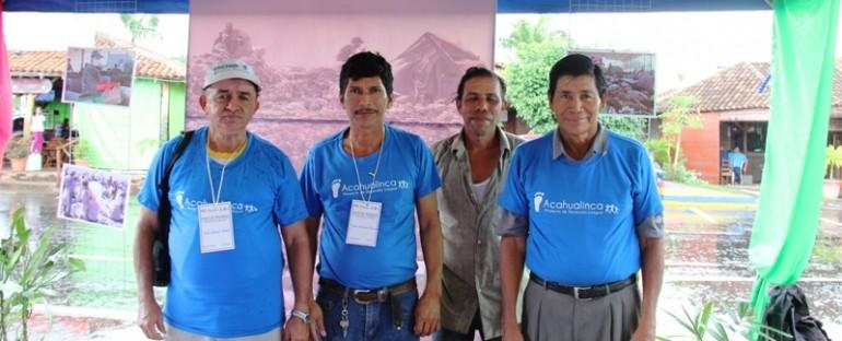 Exposición sobre el Proyecto de Desarrollo Integral del Barrio Acahualinca