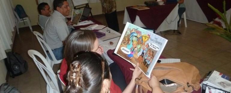 Generando reflexión acerca de la transverzalización de género en la Iniciativa Paragua