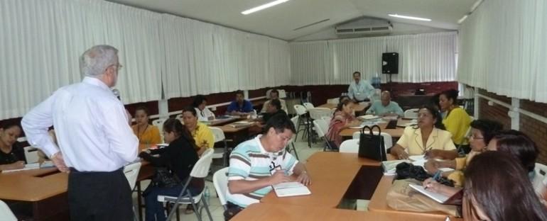 LA AECID APOYA CAPACITACIÓN PARA SISTEMATIZACIÓN DE EXPERIENCIAS EN EL PROGRAMA DE EDUCACIÓN DE JÓVENES Y ADULTOS