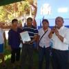 376 familias de Las Parcelas y Potosí tienen nuevo sistema de agua potable.
