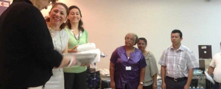 FUDEN y AECID equipan a la enfermería de Nicaragua para mejorar la salud materna y neonatal