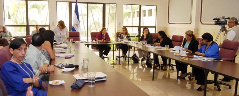 Puesta en marcha del Observatorio Judicial de Violencia hacia la mujer en Nicaragua con el apoyo de España