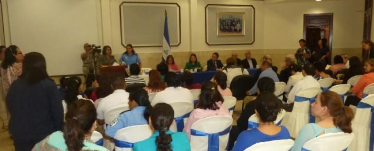 Cooperación Española contribuye en la puesta en marcha del Observatorio Judicial de Violencia de Género en Nicaragua