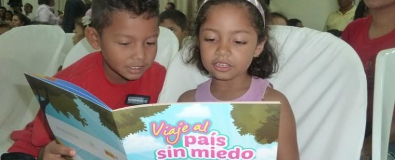 Campaña de sensibilización contra la violencia hacia las mujeres en Nicaragua