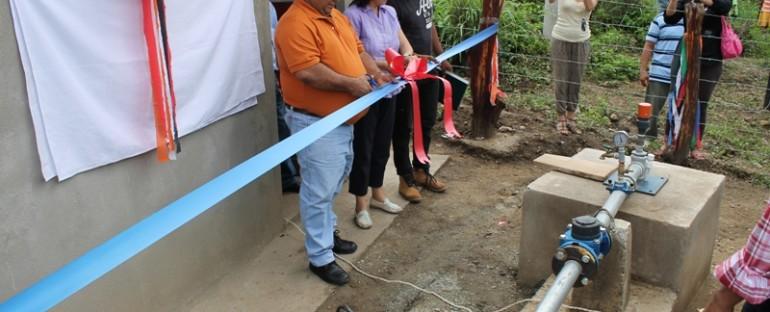 Tres comunidades de la zona seca de Nicaragua mejoran las condiciones para la realización del derecho humano al agua y el saneamiento
