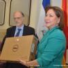 España reitera cooperación con el Poder Judicial especialmente en seguridad jurídica y contra la violencia de género