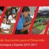 Marco de Asociación para el Desarrollo entre Nicaragua y España 2015 -2017