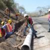 PISASH: Obras de Agua Potable y Alcantarillado Sanitario dinamizan la economía en Nicaragua