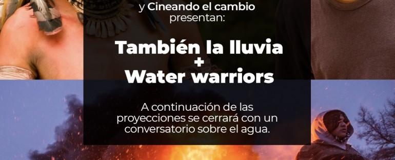 Cine para conmemorar el Día Mundial del Agua / Conversatorio