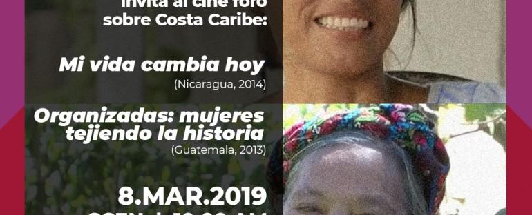 CINE FORO EN EL CCEN POR EL DÍA INTERNACIONAL DE LA MUJER