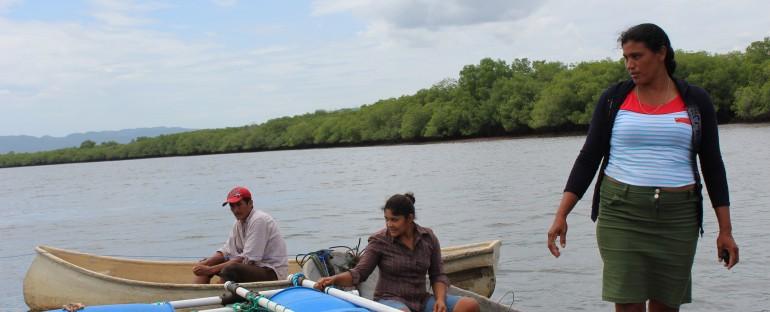 Productoras del corredor seco de Nicaragua apoyadas con financiamiento para su desarrollo.