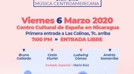 Una + Uno Música centroamericana  primer Ep del Proyecto Emerge