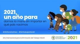 La Cooperación Española se une a la movilización global para poner fin al trabajo infantil en 2025