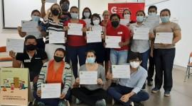 Gestores culturales de Nicaragua se capacitan sobre cómo prevenir la violencia de género y generacional