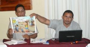 La iniciativa Paragua promueve la participación de la mujer en la gestión comunitaria del agua potable y saneamiento.