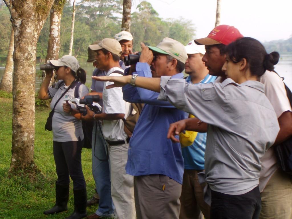 Pie de foto: La preparación de guías turísticos de alto nivel supone una importante oportunidad de empleo de calidad para la juventud nicaragüense en un sector económico en auge.