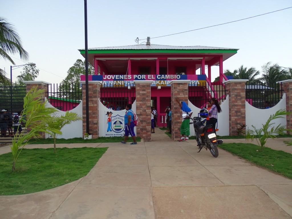 Casa de la Juventud: Wahma Nani Chens Takaia Dukiara /Jóvenes por el Cambio